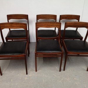 Chaises style scandinave vintage