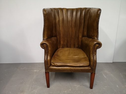 FAUTEUIL BERGERE CHESTERFIELD